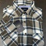 پیراهن مردانه پشمی